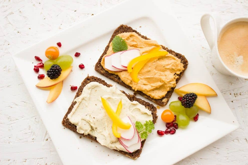 Ontbijt afslanken