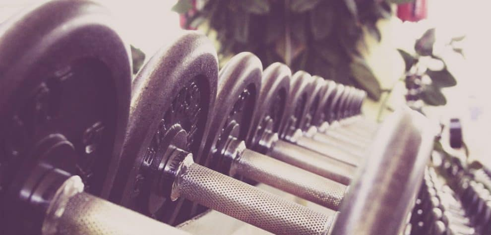 Fitness-dumbells